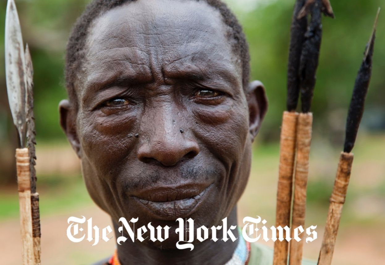 Hadza Review: The New York Times