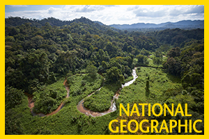 National Geographic Features Discovery of Lost City