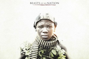 Beasts of No Nation promotional poster