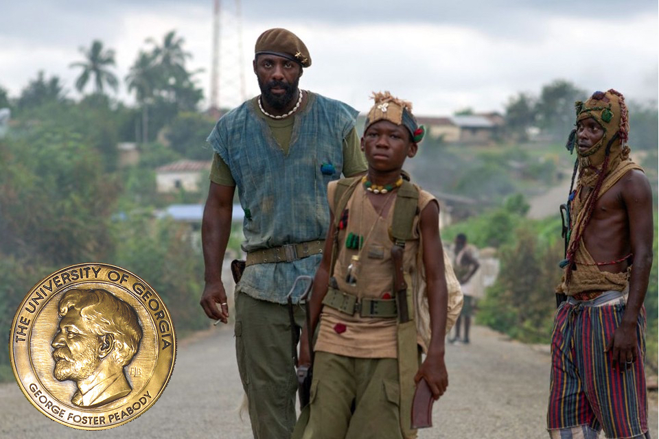 BEASTS OF NO NATION Wins a 2016 Peabody Award!
