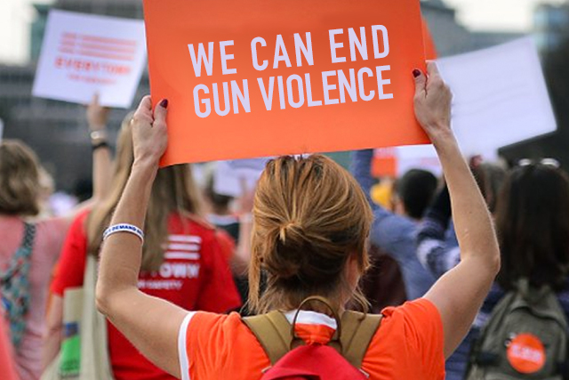 Please join us on June 2nd for National Gun Violence Awareness Day