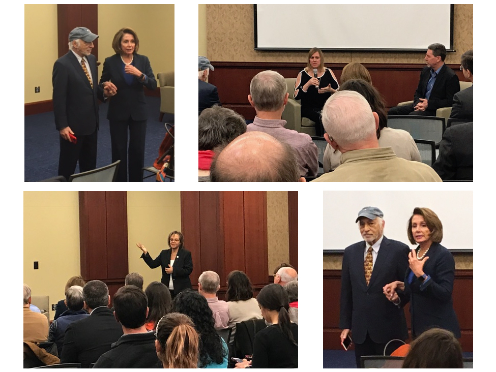 Nancy Pelosi Hosts Screening of 'MAKING A KILLING'